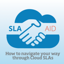 Understand your cloud service level agreement is easy with sla aid confused in the jungle of legal and technical terms in cloud service level agreement platinumwayz